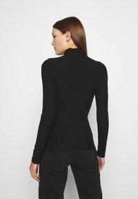 Zign - T-shirt à manches longues - black - 2