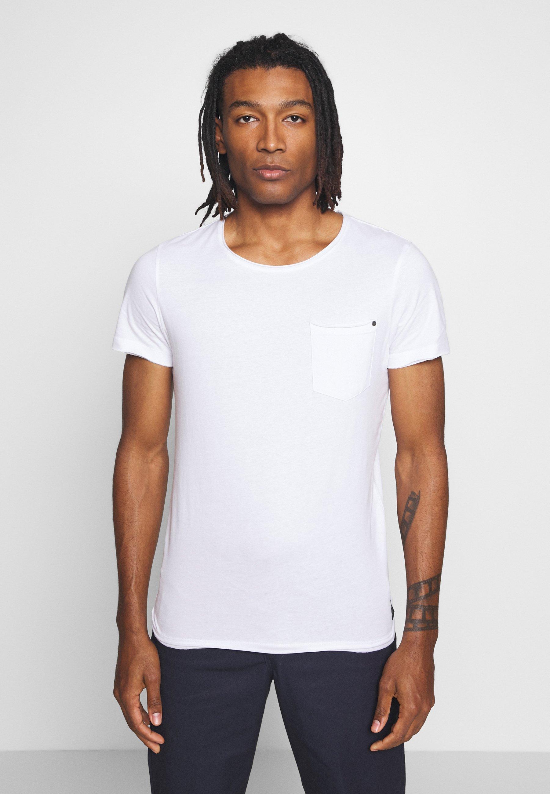 Men SLIM  - Basic T-shirt