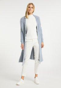 usha - Cardigan - blau grau - 0