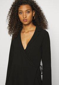 Nly by Nelly - SOFT BLAZER DRESS - Day dress - black - 4