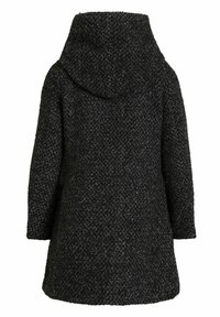 Vila - Classic coat - medium grey melange - 6