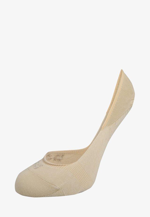 STEP - Sportovní ponožky - cream