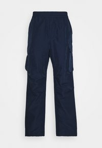 Wood Wood - HALSEY TROUSERS - Cargo trousers - navy - 0
