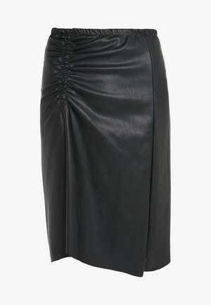 TARA MIDI SKIRT - Pencil skirt - black