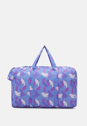 LEISURE BAG PRINT UNISEX - Sports bag - purple
