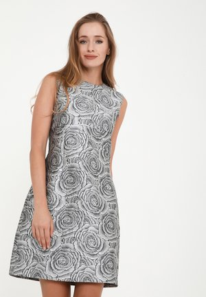 ELONI - Cocktail dress / Party dress - silbrig