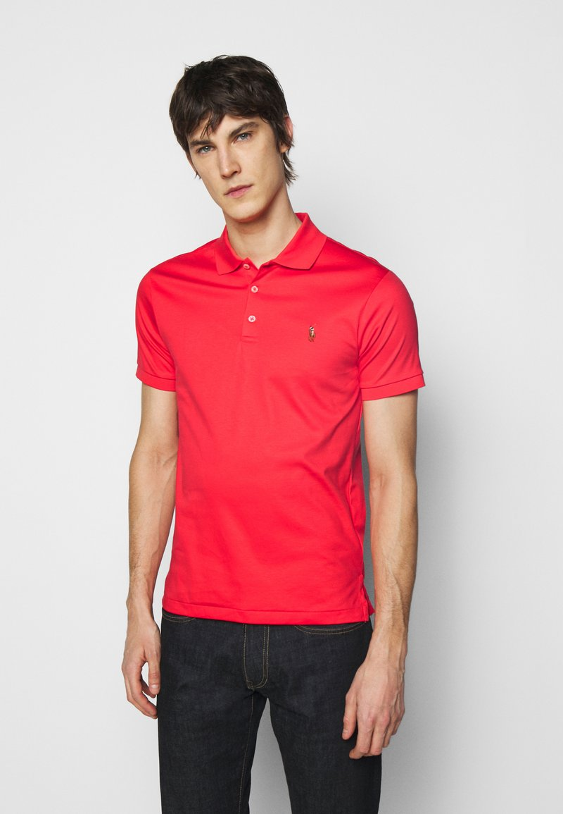 Polo Ralph Lauren - SLIM FIT SOFT - Polo - racing red