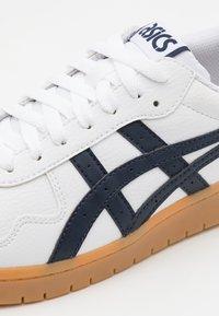 ASICS SportStyle - JAPAN UNISEX - Zapatillas - white/midnight - 5