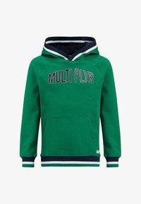 WE Fashion - Hoodie - green - 0
