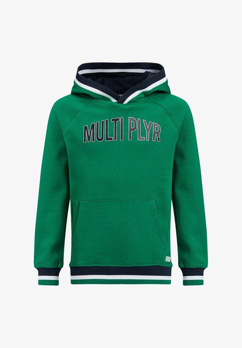 WE Fashion - Hoodie - green