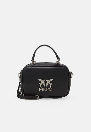 LOVE MINI SQUARE SIMPLY - Handbag - black