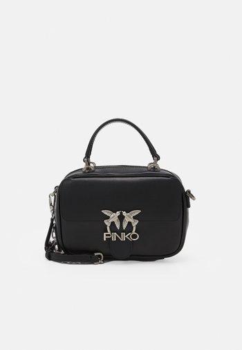 LOVE MINI SQUARE SIMPLY - Handbag - black