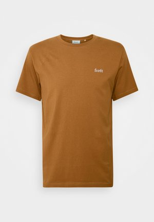AIR - Basic T-shirt - copper