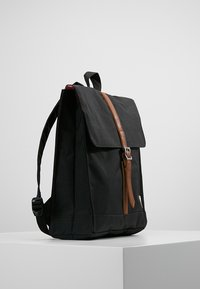 Herschel - CITY MID VOLUME - Rucksack - black/tan - 3