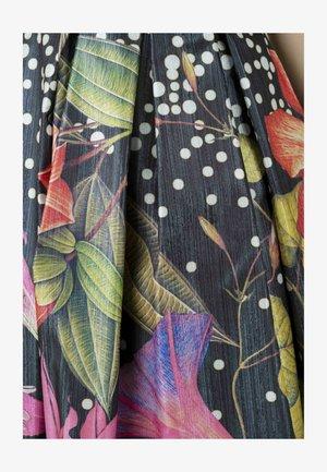 Maxi dress - black multicolor