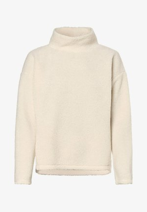 GABRI - Fleece jumper - soft cream