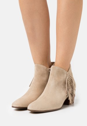 ADELA - Ankle boots - sable