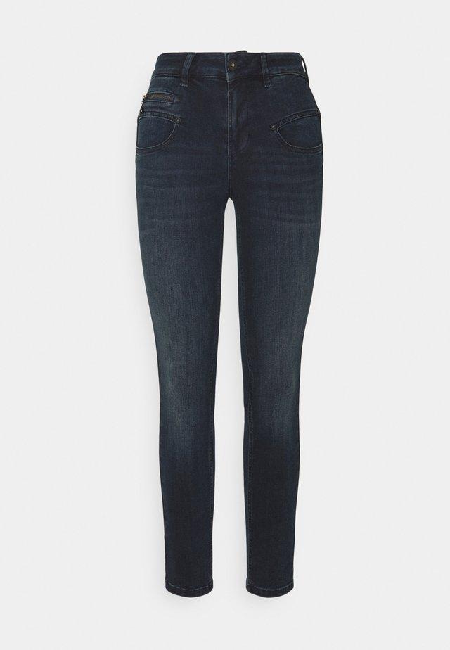 ALEXA HIGH WAIST CROPPED - Jeans Skinny Fit - michigan