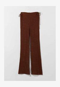 Bershka - Pantaloni - brown - 5