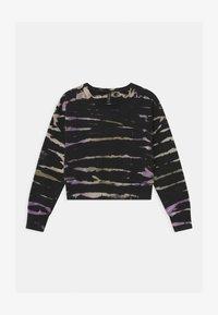 Blue Effect - GIRLS BOXY  - Sweatshirt - lila/black - 0