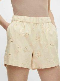 Pieces - Shorts - almond buff - 3
