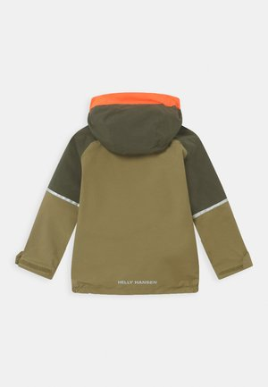 SHELTER - Chaqueta outdoor - olive