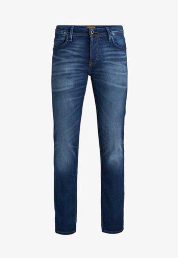 TIM LEON - Jeans slim fit - blue denim