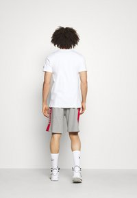 New Era - CHICAGO BULLS SIDE PANEL - Sports shorts - grey - 2