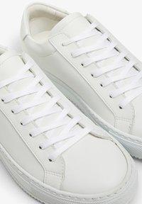 Bianco - VEGANE SCHNÜR - Tenisky - white - 5