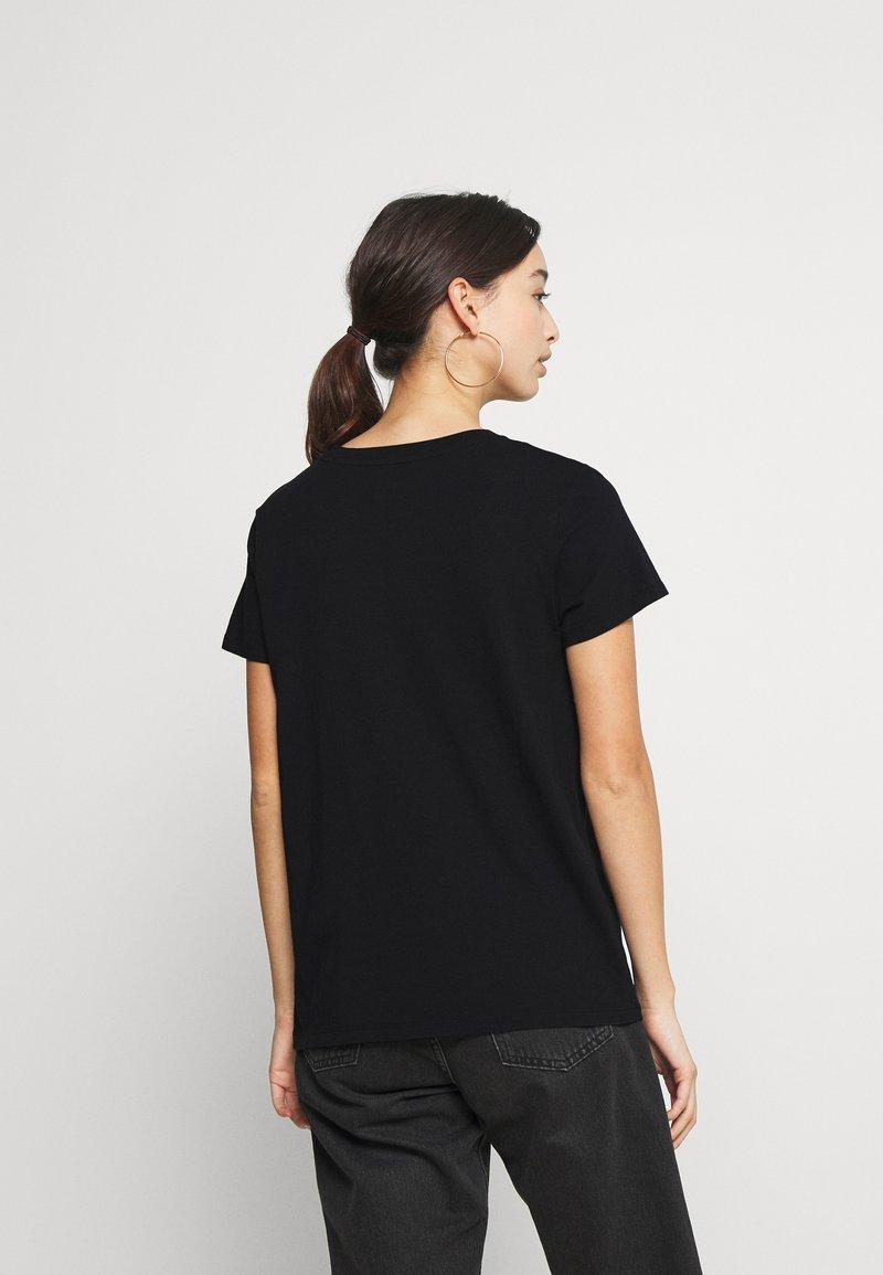Levi's® THE PERFECT TEE - T-Shirt print - cactus flower/schwarz BKx1rp