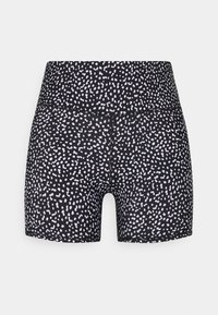 Cotton On Body - GET CHEEKY SHORTIE SHORT - Medias - black - 0