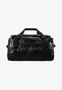 BLACK HOLE DUFFEL 40L - Torba sportowa - black