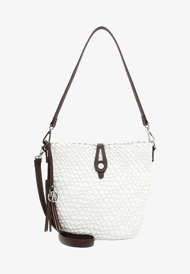 ELFRIEDE  - Käsilaukku - white