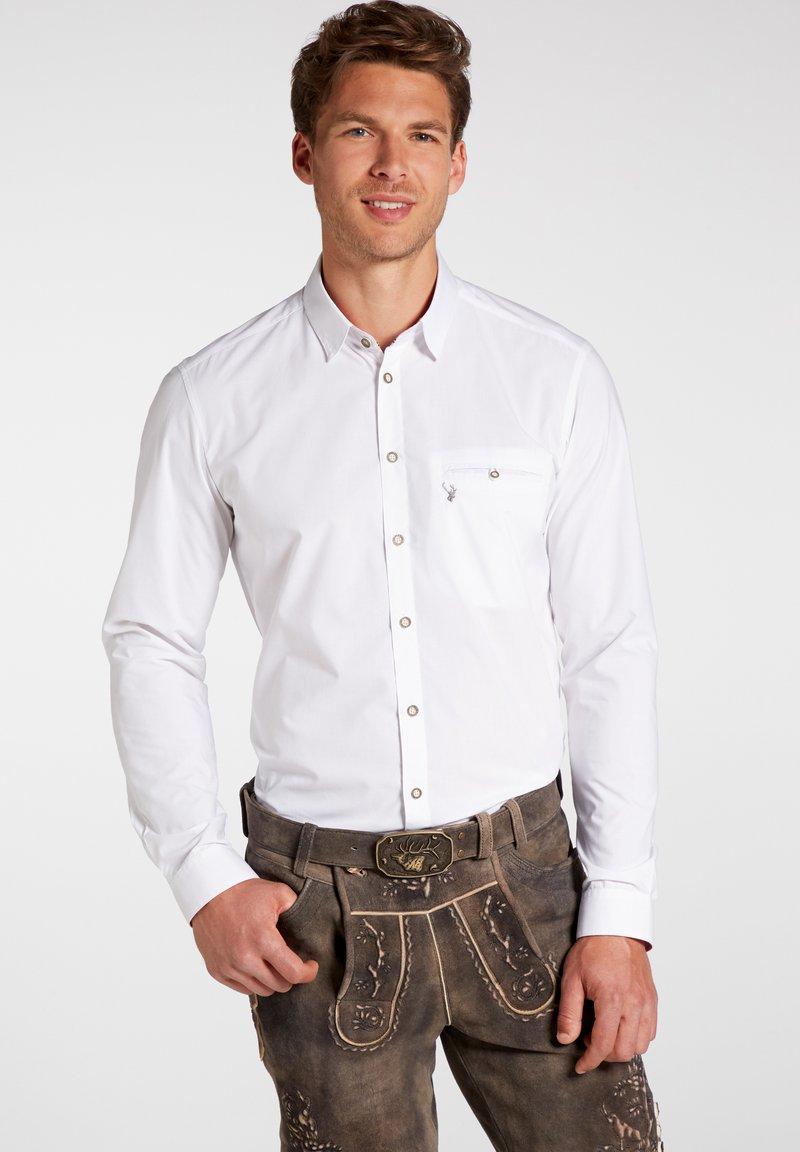 Spieth & Wensky - PERDIX - Formal shirt - rot