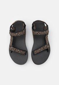 Teva - FLATFORM UNIVERSAL WOMENS - Walking sandals - multicolor - 3