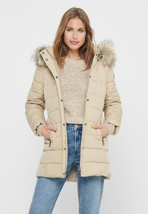 Winter coat - humus