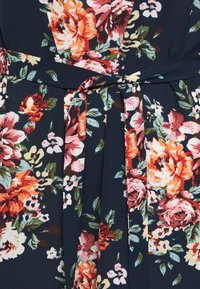 Vila - VIDIANA LUCY FLOUNCE DRESS - Kjole - navy - 2