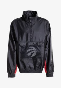 Nike Performance - Windbreaker - black/university red/chile red - 4
