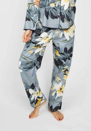 RACHEL - Bas de pyjama - charcoal floral print