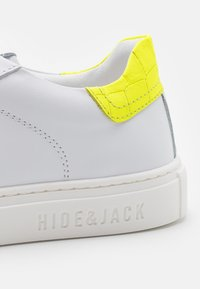Hide&Jack - SKY UNISEX - Matalavartiset tennarit - yellow - 5