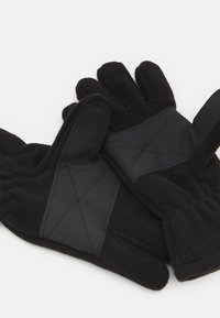 Lindex - GLOVE PALM GRIP RECYCLED UNISEX - Gloves - black - 2