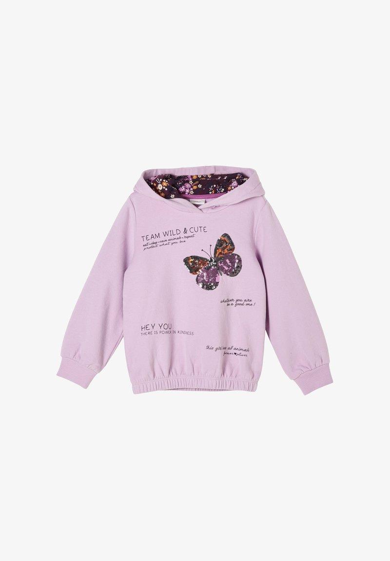 s.Oliver - Hoodie - light purple
