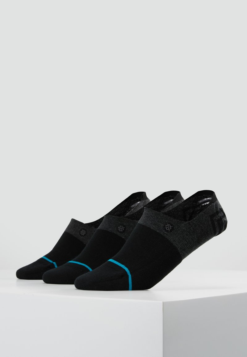 Stance - GAMUT 3 PACK - Sportovní ponožky - black