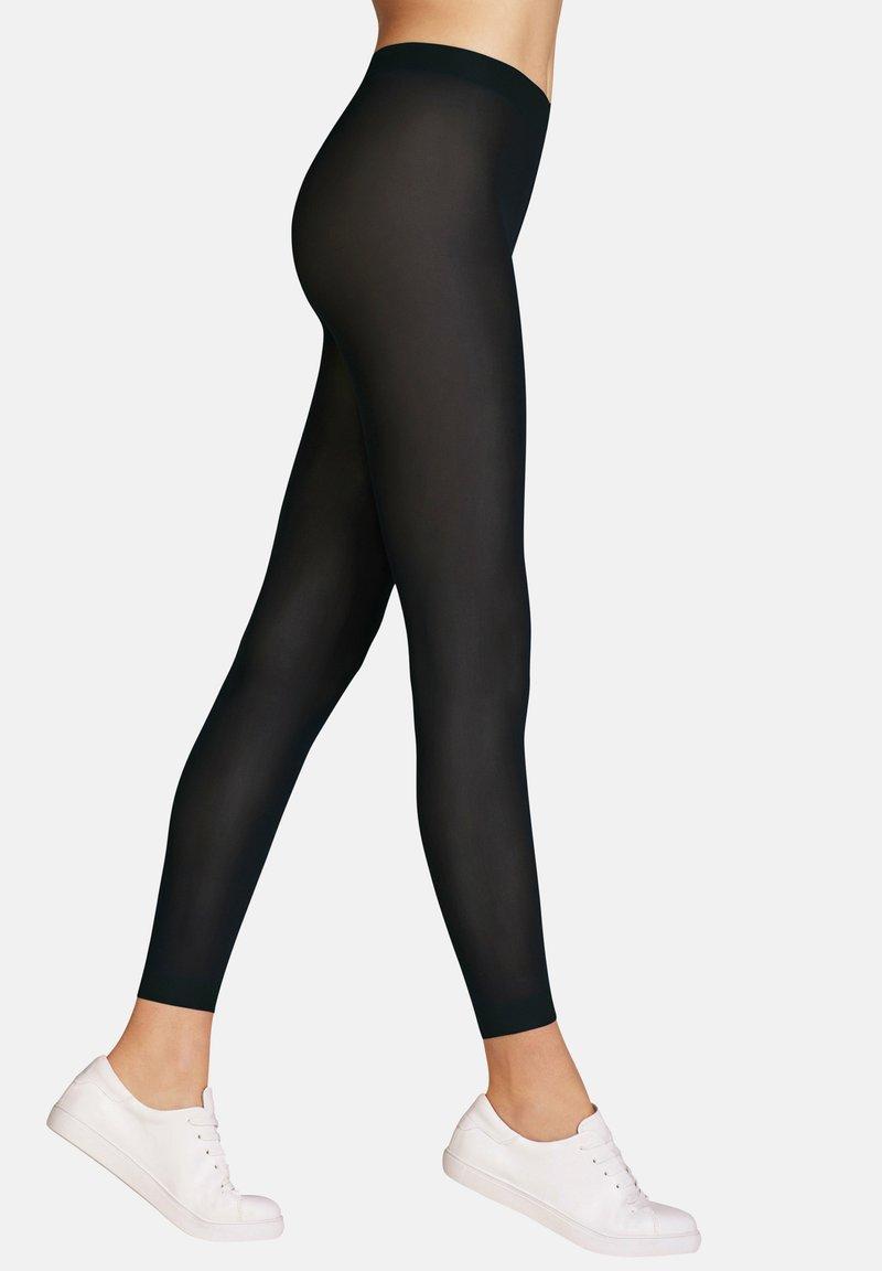 FALKE - Leggings - Stockings - black (3009)