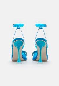 BEBO - BEAUTY - Klasické lodičky - blue - 3