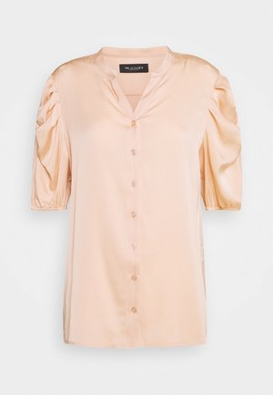 NAOLIN - Button-down blouse - nude