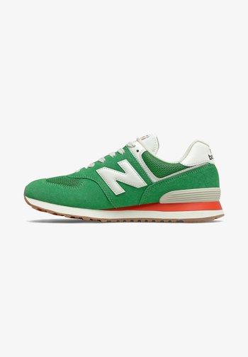 574 - Sneakersy niskie - green