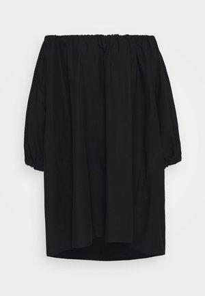 TUVA DRESS - Denní šaty - black