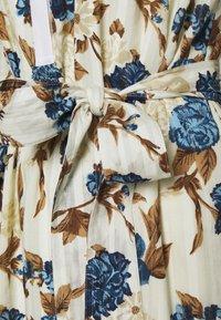 Tory Burch - TUNIC DRESS - Shirt dress - mixed floral - 8