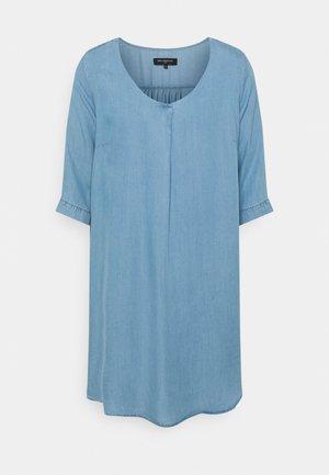 CARJEMMA LIFE DRESS - Day dress - medium blue denim